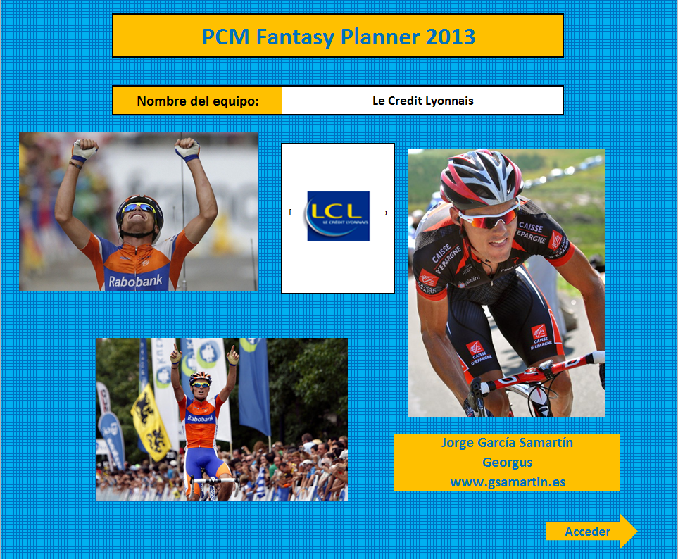 PCM FANTASY EXCEL PLANNER Calendariofantasy1